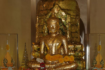 Wat Sraket (Golden Mount Tempel) 2013