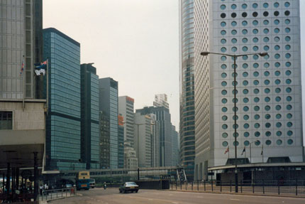 Jardine House Connaught Road District Central 1985