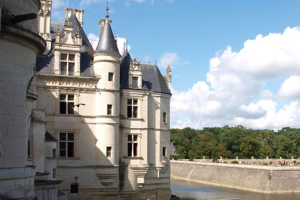 Schloss Chenonceau September 2010