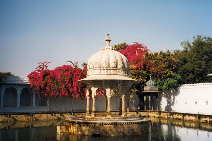 Park in Udaipur 2000