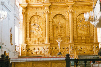 Se Cathedrale Old Goa 1989