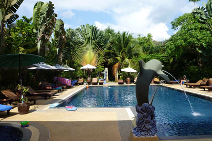 Khao Lak Country Side Resort 2012