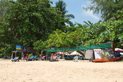 Nang Thong Beach 2012