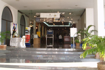 Royal Diamont Hotel in Petchaburi 2008