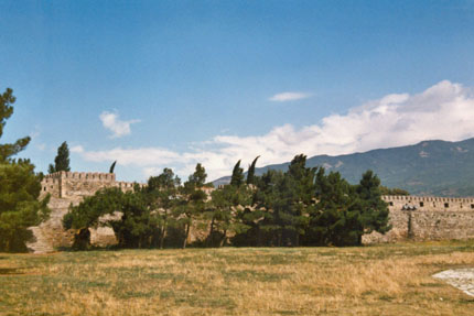 Burg in Mzcheta September 1987